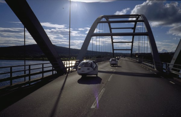TWIKE Grenze Finnland-Schweden
