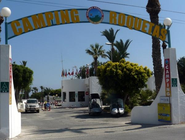Camping Roquetas de Mar