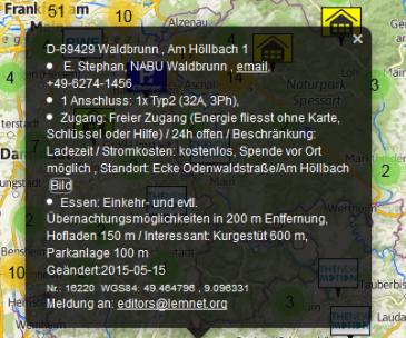 Ladestopp Waldshut